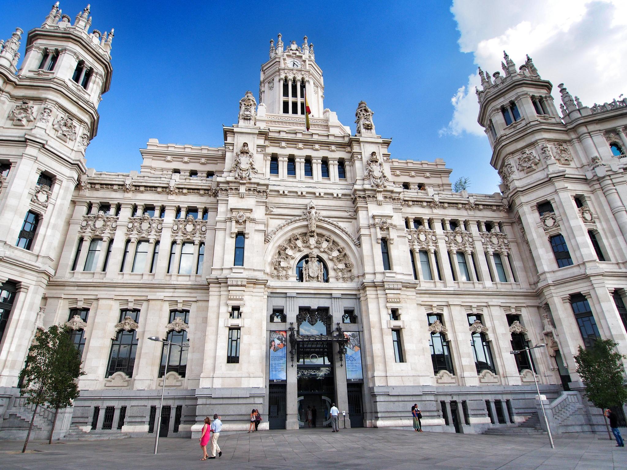 Parcelas a concurso en Madrid