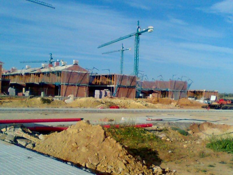 Nuevas viviendas en Arroyo del Frsno