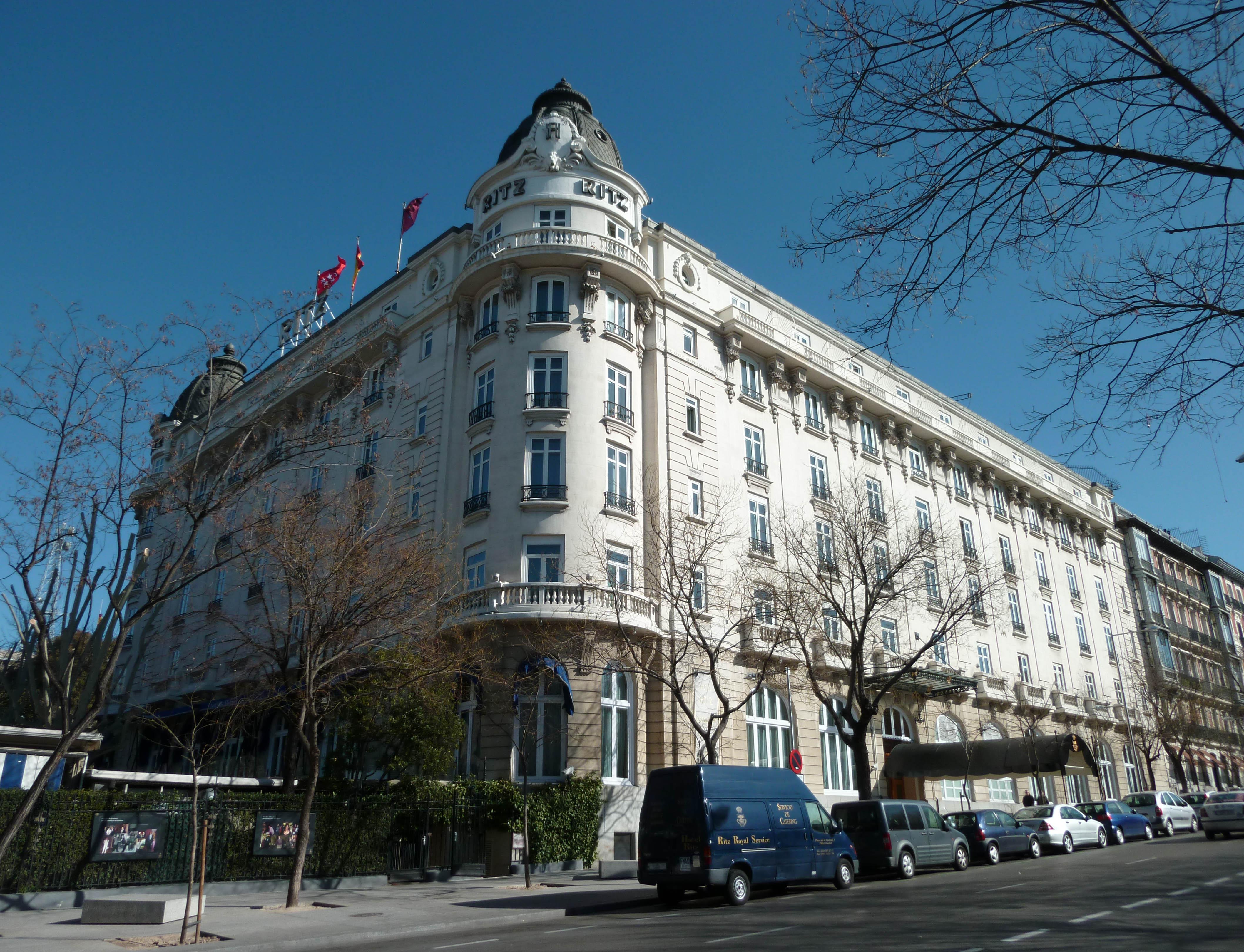 La inversión inmobiliaria en España se dispara: venta del hotel Ritz de Mdrid